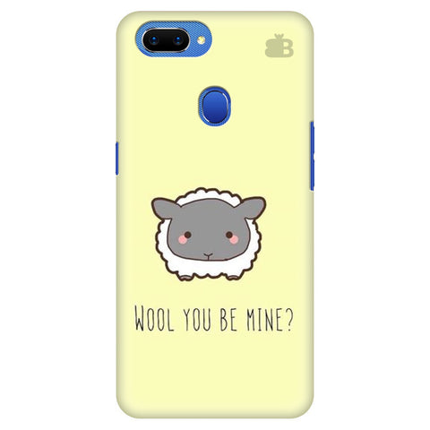 Wool Oppo A5 Cover