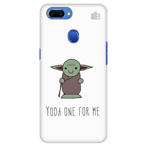 Yoda One Oppo A5 Cover