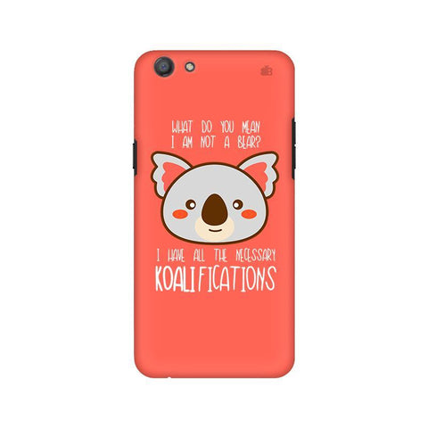 Koalifications Oppo A77 Phone Cover