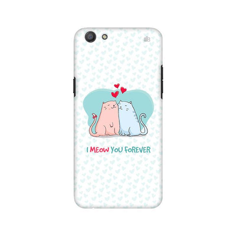 Meow You Forever Oppo A77 Phone Cover