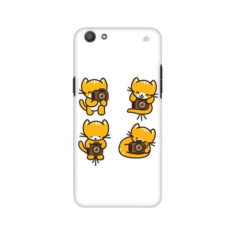 Photographer Kitty Oppo A77 Phone Cover