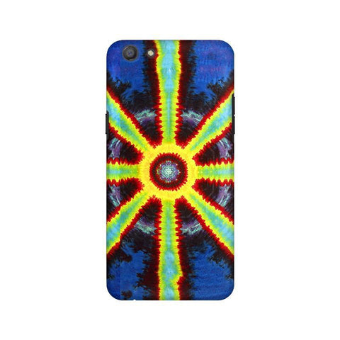 Tie & Die Pattern Oppo A77 Phone Cover