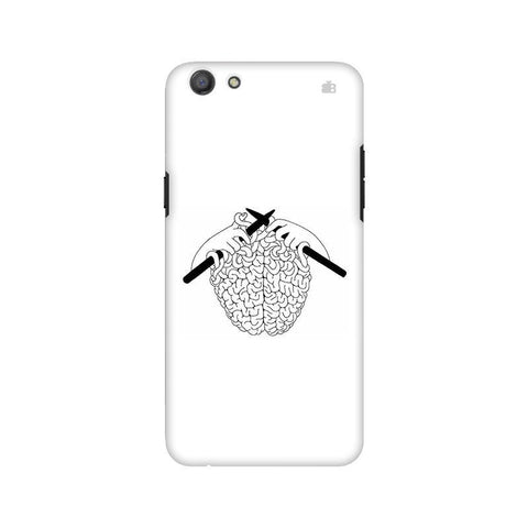Weaving Brain Oppo A77 Phone Cover