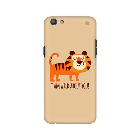 Wild About You Oppo A77 Phone Cover