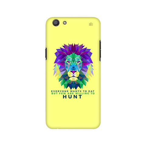 Willing to Hunt Oppo A77 Phone Cover