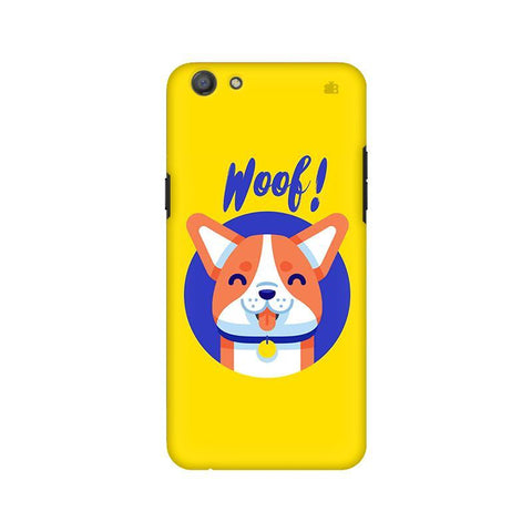 Woof Oppo A77 Phone Cover