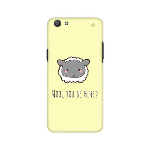 Wool Oppo A77 Phone Cover