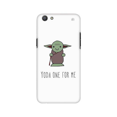 Yoda One Oppo A77 Phone Cover