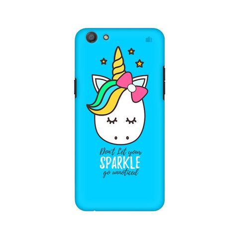 Your Sparkle Oppo A77 Phone Cover