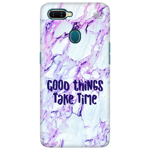 Good Things Oppo A7 Cover