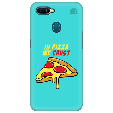 Pizza Crust Oppo A7 Cover