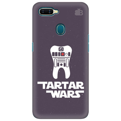 Tartar Wars Oppo A7 Cover