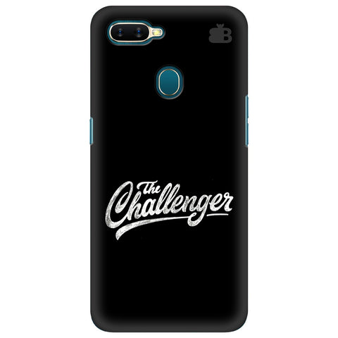 The Challenger Oppo A7 Cover