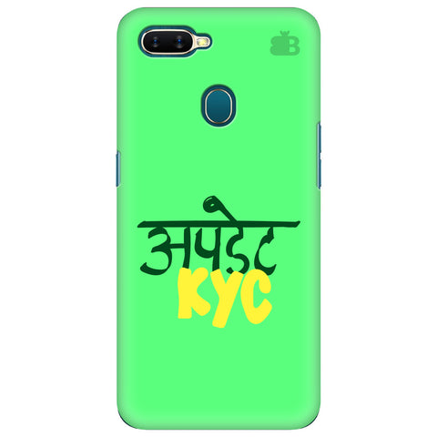 Update KYC Oppo A7 Cover
