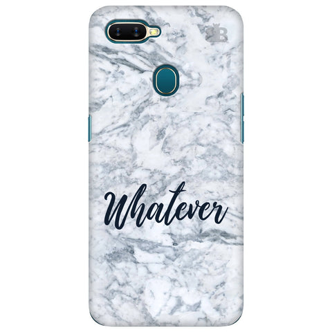 Whatever Oppo A7 Cover