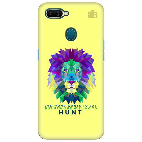 Willing to Hunt Oppo A7 Cover