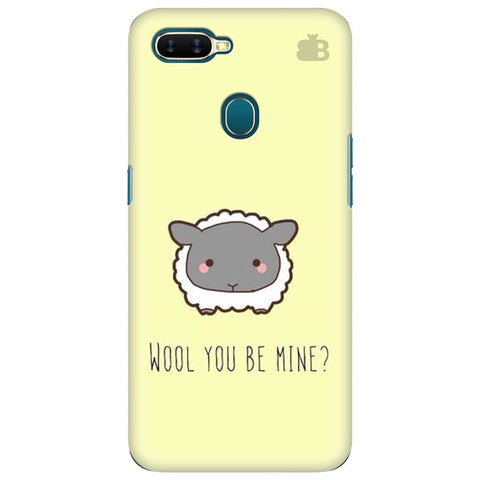 Wool Oppo A7 Cover