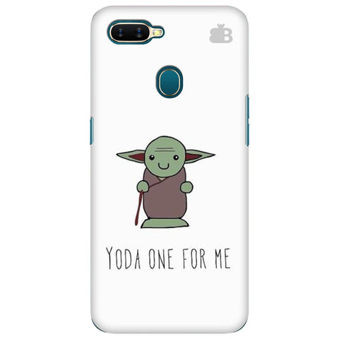 Yoda One Oppo A7 Cover