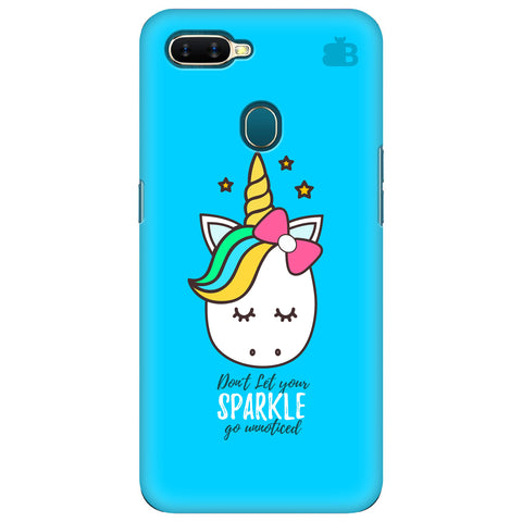 Your Sparkle Oppo A7 Cover
