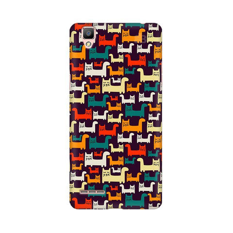 Chill Cats Oppo F1 Plus Phone Cover