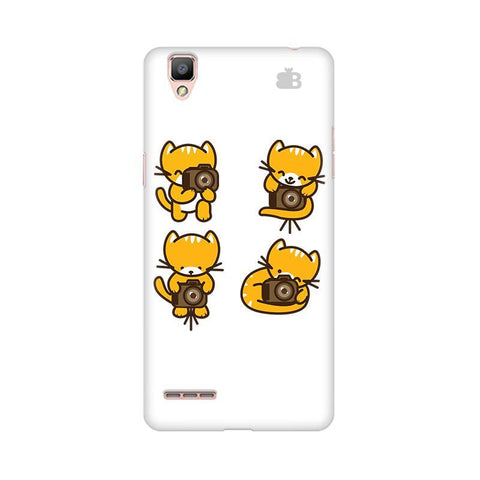 Photographer Kitty Oppo F1 Plus Phone Cover