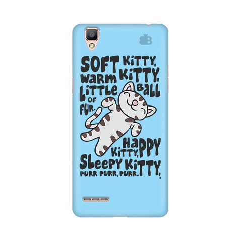 Soft Kitty Oppo F1 Plus Phone Cover