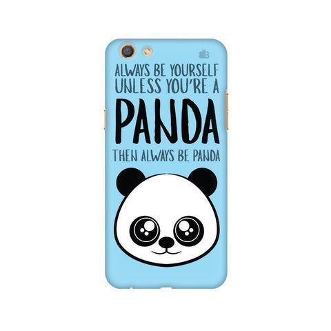 Always be panda Oppo F3 Phone Cover