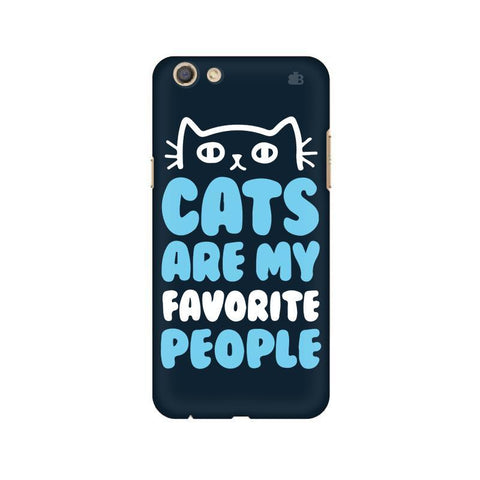 Cats favorite People Oppo F3 Phone Cover