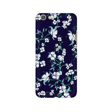 Dogwood Floral Pattern Oppo F3 Phone Cover