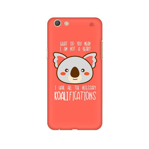 Koalifications Oppo F3 Phone Cover