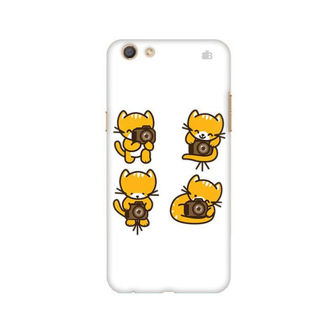 Photographer Kitty Oppo F3 Phone Cover