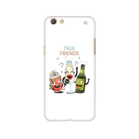 True Friends Oppo F3 Phone Cover