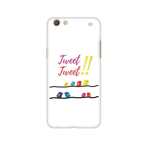 Tweet Tweet Oppo F3 Phone Cover