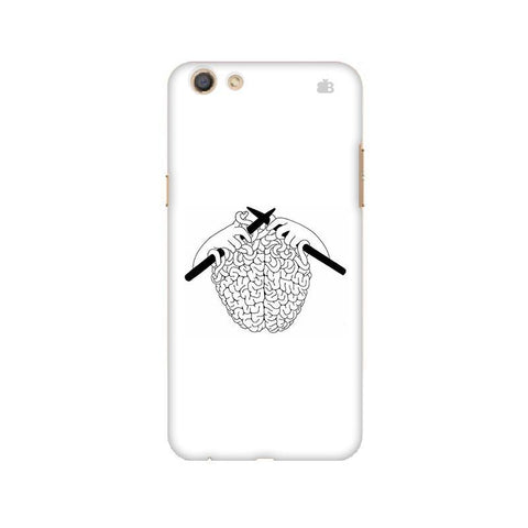 Weaving Brain Oppo F3 Phone Cover
