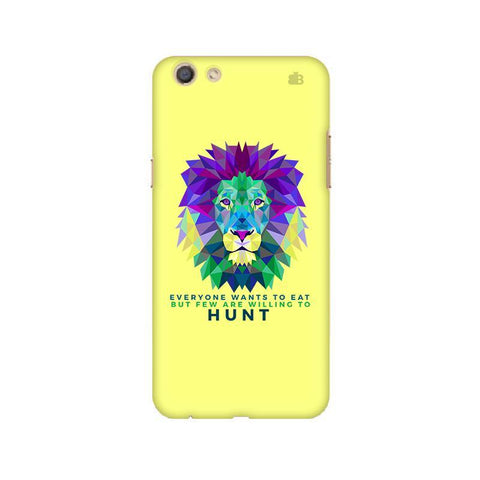 Willing to Hunt Oppo F3 Phone Cover