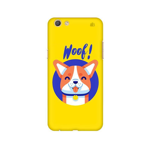 Woof Oppo F3 Phone Cover