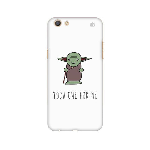 Yoda One Oppo F3 Phone Cover