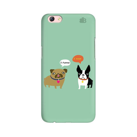 Cute Dog Buddies Oppo F3 Plus Phone Cover