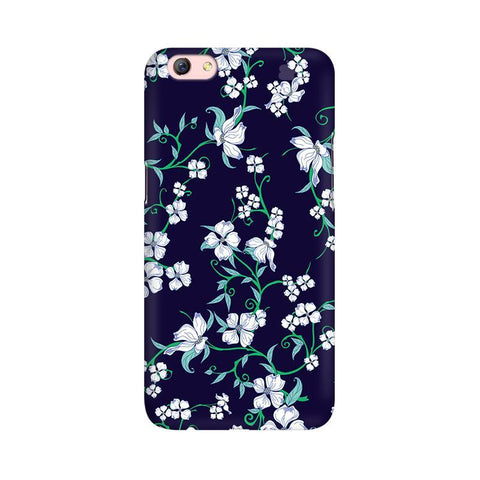 Dogwood Floral Pattern Oppo F3 Plus Phone Cover
