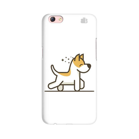 Happy Puppy Oppo F3 Plus Phone Cover