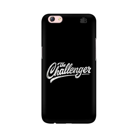 The Challenger Oppo F3 Plus Phone Cover