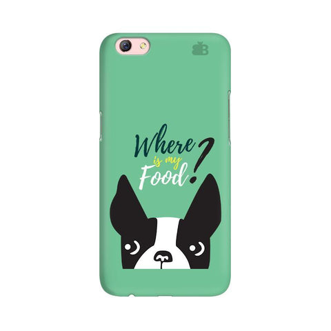 Where is my Food Oppo F3 Plus Phone Cover