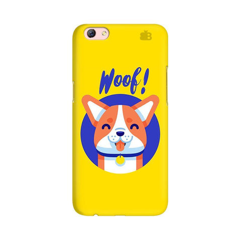 Woof Oppo F3 Plus Phone Cover
