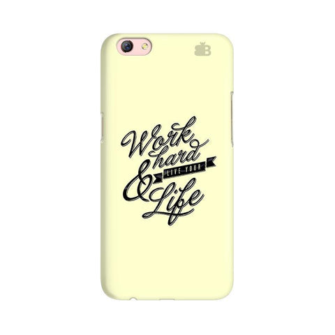 Work Hard Oppo F3 Plus Phone Cover