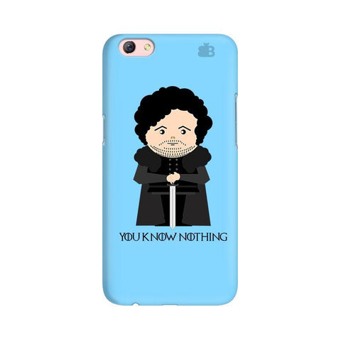 You Know Nothing Oppo F3 Plus Phone Cover