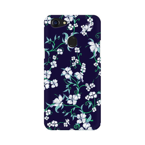 Dogwood Floral Pattern Oppo F5 Phone Cover