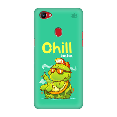 Chill Baba Oppo F7 Cover