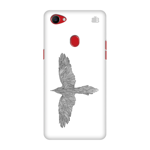 Eagle Art Oppo F7 Cover