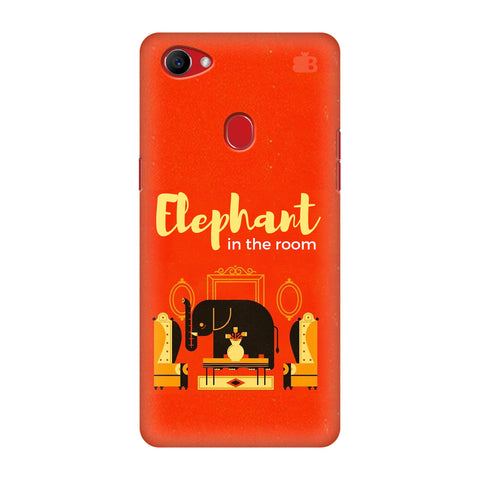 Elephant in the room Oppo F7 Cover