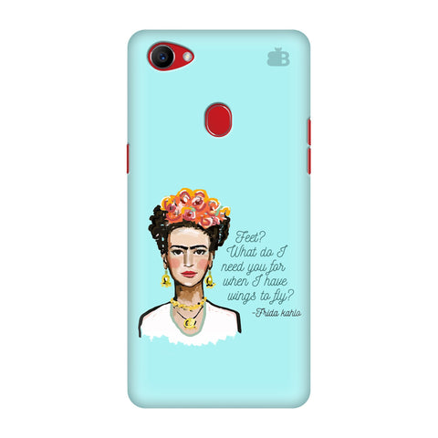 Frida Kahlo Oppo F7 Cover